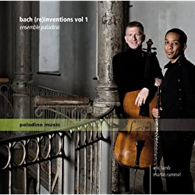 2-Part Inventions, BWV 772-786: Invention No. 2 in C minor, BWV 773 (arr. E. Lamb and M. Rummel)