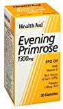 HealthAid Evening Primrose Oil 1300mg - 30 Capsules