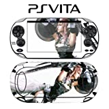 Lightning Decorative Video Game Decal Cover Skin Protector for Sony PlayStation PS Vita