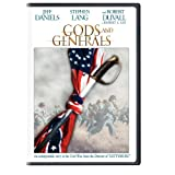 Gods and Generals ~ Jeff Daniels