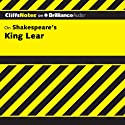 King Lear: CliffsNotes (       UNABRIDGED) by Sheri Metzger, Ph.D. Narrated by Kate Rudd