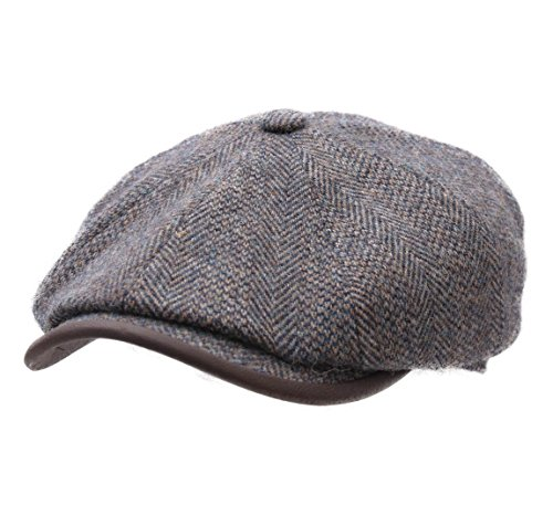 stetson-beret-casquette-plate-homme-hatteras-ef-virgin-wool-goat-taille-l