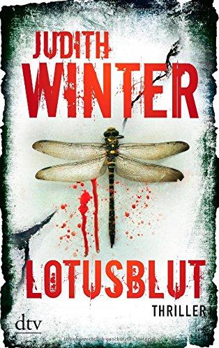 Buchseite und Rezensionen zu 'Lotusblut: Thriller' von Judith Winter