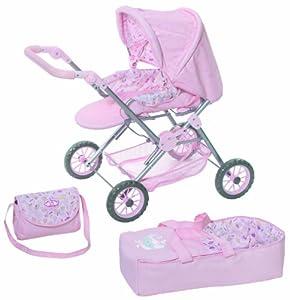 Zapf Creation 791349 Baby Annabell Deluxe Puppenwagen