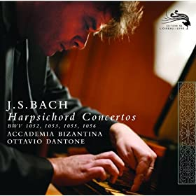 J.S. Bach: Concerto for Harpsichord, Strings, and Continuo No.4 in A, BWV 1055 - 1. (Allegro moderato)