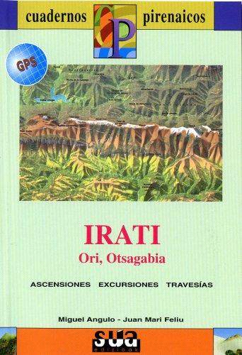 Irati - Ori-Otsagabia (Cuadernos pirenáicos)