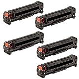 Amsahr TH-CE320ABK/53 HP Q5949A, LaserJet 1160 w Compatible Replacement Toner Cartridge