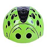 WinLine(ウェイラン)キッズ幼児/児童安全子供 用 バイク 軽量ヘルメット サイズ調整可能(52-57cm) (緑)