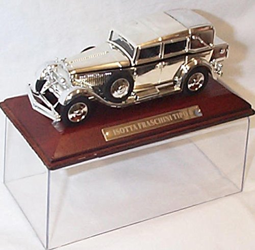 chrome-plated-isotta-fraschini-tipo-8-car-143-scale-diecast-model