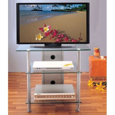 Cheap AGR Series 3-Shelf Plasma/LCD 30″ TV Stand (AGR30B)
