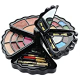BR- Makeup set - Eyeshadows, blush, lip gloss, mascara and more