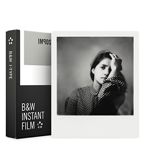 Impossible Black & White Instant Film for I-type Impossible Cameras (I Type compare prices)