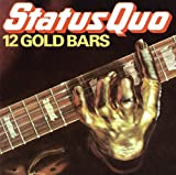 STATUS QUO-12 GOLD BARS
