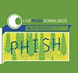 Live Phish 6/27/10 Merriweather Post Pavilion Colu By Phish (2011-01-18)