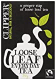 Clipper Fairtrade Loose Leaf Everyday Tea 250 g (Pack of 3)