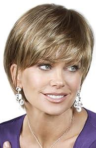 Leading Lady Wig #5136 designed by Kathy Ireland for Jon Renau (Color: 101F48T)