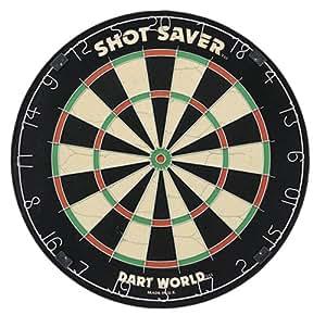 Amazon.com : Dart World 83752 Shot Saver Tournament Quality Bristle