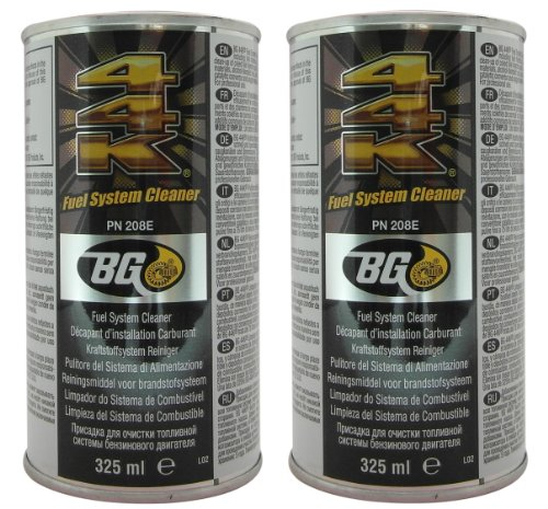 2-x-bg-44k-power-enhancer-petrol-fuel-system-cleaner-twin-pack-free-delivery