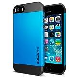 Spigen SGP Slim Armor S Case for iPhone 5/5S (Dodger Blue)