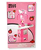 Hello Kitty My First Kitchen set with Kettle and Toaster Set