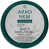 Arko Nem Pearl Touch Face Hand and Body Cream for Daily Use 100 Gram