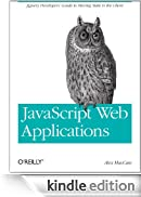 JavaScript Web Applications [Edizione Kindle]