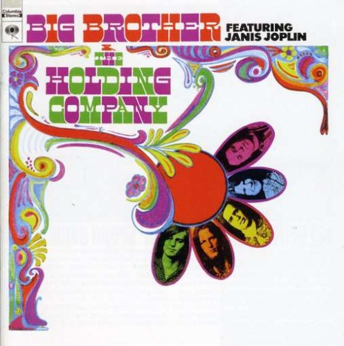 Big Brother & The Holding Company - Big Brother & The Holding Company - Zortam Music