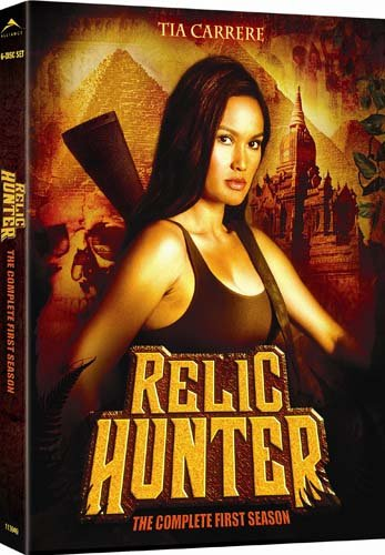 Relic Hunter Season 1 (Boxset)