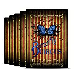 The Butterfly Circus 5 Pack
