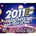2011 - 100 Hits Pour Faire La F�te (5 CD)