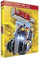 La Grande Aventure Lego - Blu-ray 3D + Blu-Ray + DVD + DIGITAL Ultraviolet [Édition Ultimate - Blu-ray 3D + Blu-ray + DVD + copie digitale]
