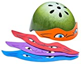 Teenage Mutant Ninja Turtles Child Helmet with Masks