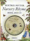 Beatrix Potter Nursery Rhyme Book and CD (Peter Rabbit)