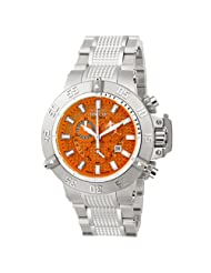 Invicta Men's 6691NB Subaqua Collection Noma III Chronograph Stainless Steel Watch