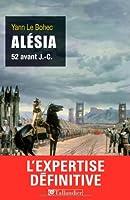 Alésia : Fin août-début octobre de 52 avant J-C