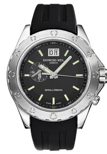 Raymond Weil 8200-Sr1-20001 Men'S Rw Sport Two Time Zone Watch