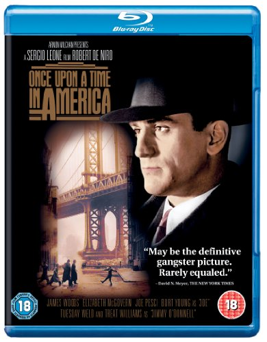 ������� � ������� / Once Upon a Time in America (1984) BDRip | MVO