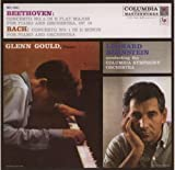 echange, troc Bach, Gould, Bernstein - Concerto #1 in D Min: Concerto #8 in E-Flat