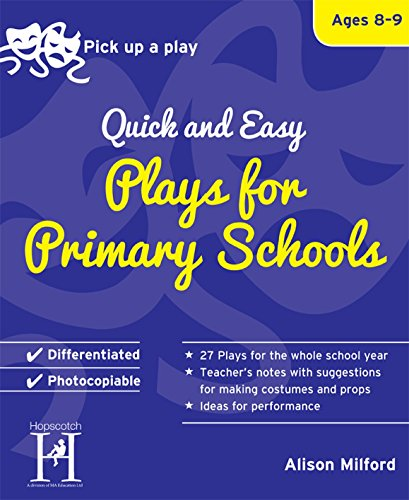Plays For Primary Schools Ages 8 9