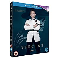 Spectre  [Blu-ray + UV Copy] [2015]