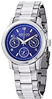 SO&CO York Women's 5012.2 Madison Analog Display Japanese Quartz Silver Watch from SO&CO New York