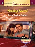 img - for Nothing Sacred (Harlequin Super Romance) book / textbook / text book