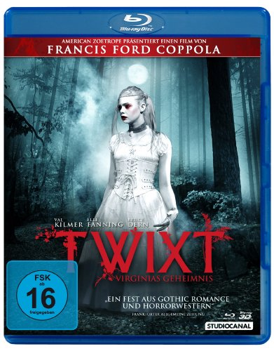 Twixt - Virginias Geheimnis (+ 3D Version) [Blu-ray]