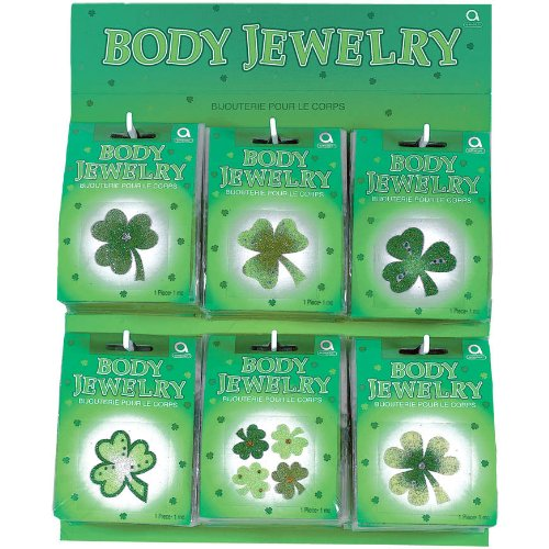 body jewelry st. pat's