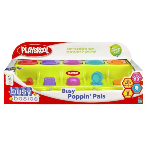 Playskool Busy Poppin Pals Playskool Busy ...
