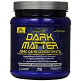 Maximum Human Performance Dark Matter Zero Carb Concentrate, Blue Raspberry, 13 Ounce