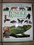 img - for Jungle Animals Picturepedia book / textbook / text book