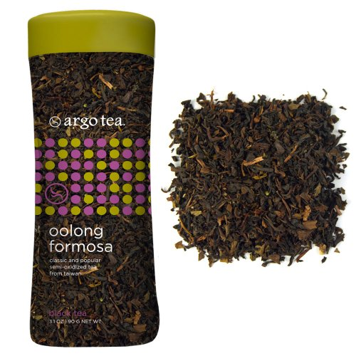 Oolong Formosa Loose Leaf Tea - 3.1Oz
