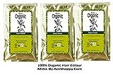 #4: Radico Organic Henna Tripack,300gm