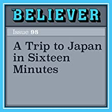 A Trip to Japan in Sixteen Minutes Audiobook by Michelle Legro Narrated by Luci Christian